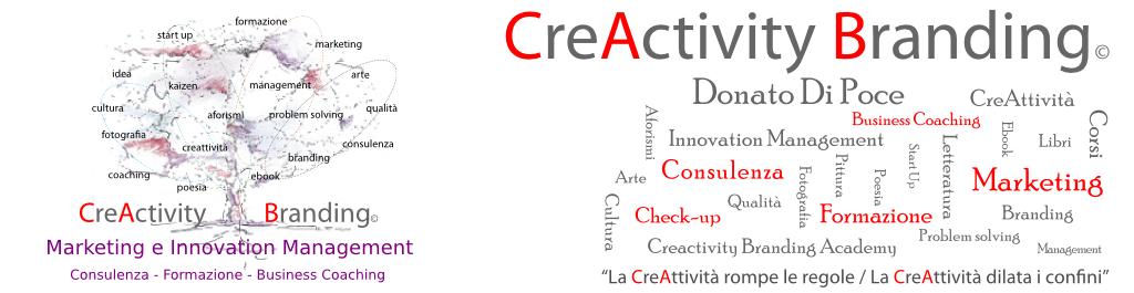 Creactivity Branding - Donato di Poce
